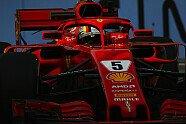 Freitag - Formel 1 2018, Singapur GP, Singapur, Bild: LAT Images
