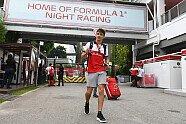 Sonntag - Formel 1 2018, Singapur GP, Singapur, Bild: Sutton