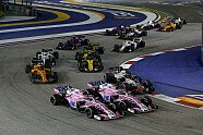 Rennen - Formel 1 2018, Singapur GP, Singapur, Bild: Sutton