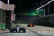 Rennen - Formel 1 2018, Singapur GP, Singapur, Bild: LAT Images