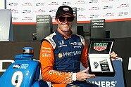 Scott Dixons 50 IndyCar-Siege: Die besten Bilder aus dem Archiv - IndyCar 2018, Verschiedenes, Bild: IndyCar