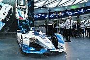 Formel E 2018/19: BMW iFE.18 von allen Seiten in Bildern - Formel E 2018, Präsentationen, Bild: Daniel Reinhard