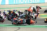 Jorge Lorenzos Highsider in Aragon - MotoGP 2018, Verschiedenes, Aragon GP, Alcaniz, Bild: LAT Images