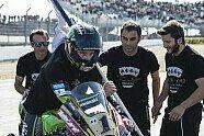 Die besten Bilder von Jonathan Reas Titelgewinn in Magny-Cours - Superbike WSBK 2018, Frankreich, Magny-Cours, Bild: Kawasaki