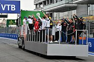Sonntag - Formel 1 2018, Russland GP, Sochi, Bild: Sutton
