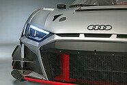 Neuer Audi R8 LMS: Evo-Stufe 2018 von allen Seiten - Mehr Sportwagen 2018, Präsentationen, Bild: Ferdi Kräling Motorsport-Bild GmbH