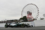 Freitag - Formel 1 2018, Japan GP, Suzuka, Bild: Sutton