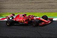 Freitag - Formel 1 2018, Japan GP, Suzuka, Bild: Ferrari