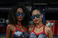 MotoGP Thailand 2018: Grid Girls in Buriram - MotoGP 2018, Thailand GP, Buriram, Bild: Tobias Linke