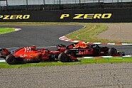 Rennen - Formel 1 2018, Japan GP, Suzuka, Bild: Sutton