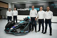 Formel E 2018/2019: Mercedes-Tuner HWA zeigt seine Autos - Formel E 2018, Präsentationen, Bild: HWA AG