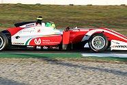 So feiert Mick Schumacher den Formel-3-Titel - Formel 3 EM 2018, Hockenheim, Hockenheim, Bild: Speedpictures