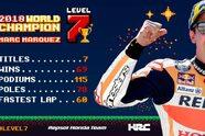 MotoGP Motegi 2018: So feiert Marc Marquez den Titel - MotoGP 2018, Japan GP, Motegi, Bild: Repsol Honda