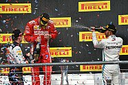Podium - Formel 1 2018, USA GP, Austin, Bild: Sutton