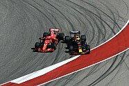 Rennen - Formel 1 2018, USA GP, Austin, Bild: Sutton