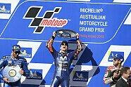 MotoGP Phillip Island 2018: Bilder vom Sonntag - MotoGP 2018, Australien GP, Phillip Island, Bild: Yamaha
