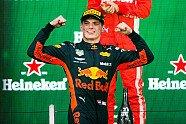 Podium - Formel 1 2018, Mexiko GP, Mexiko Stadt, Bild: Red Bull