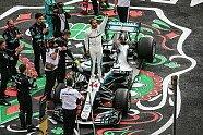 Sonntag - Formel 1 2018, Mexiko GP, Mexico City, Bild: Mercedes-Benz