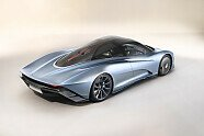 McLaren Speedtail - Einheit aus Kunst, Technologie und Speed - Auto 2018, Verschiedenes, Bild: McLaren