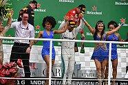 Podium - Formel 1 2018, Brasilien GP, São Paulo, Bild: Sutton