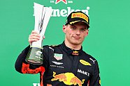Podium - Formel 1 2018, Brasilien GP, São Paulo, Bild: Red Bull
