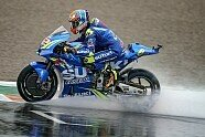 MotoGP Valencia: Bilder vom Freitag - MotoGP 2018, Valencia GP, Valencia, Bild: Suzuki