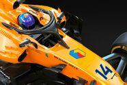 Fernando Alonso: McLaren im einmaligen Spezialdesign - Formel 1 2018, Verschiedenes, Bild: McLaren