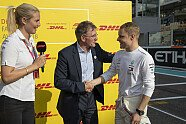 Verleihung DHL Awards 2018 - Formel 1 2018, Abu Dhabi GP, Abu Dhabi, Bild: Sutton