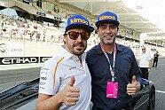 Sonntag - Formel 1 2018, Abu Dhabi GP, Abu Dhabi, Bild: LAT Images