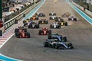 Rennen - Formel 1 2018, Abu Dhabi GP, Abu Dhabi, Bild: Ferrari