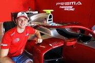 Mick Schumacher: Formel-2-Testfahrten in Abu Dhabi - Formel 2 2018, Testfahrten, Bild: Prema Racing