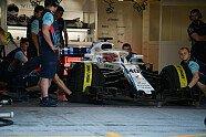 Pirelli-Reifentest - Dienstag - Formel 1 2018, Testfahrten, Abu Dhabi Test, Abu Dhabi, Bild: Sutton
