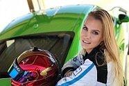 Doreen Seidel: Playboy-Bunny im Rennauto - Motorsport 2018, Verschiedenes, Bild: Doreen Seidel