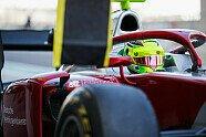 Mick Schumacher: Formel-2-Testfahrten in Abu Dhabi - Formel 2 2018, Testfahrten, Bild: LAT Images