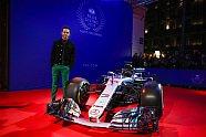 Formel 1: FIA-Gala in St. Petersburg - Vettel mit Schnauzer! - Formel 1 2018, Verschiedenes, Bild: Mercedes-Benz