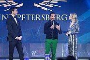 Formel 1: FIA-Gala in St. Petersburg - Vettel mit Schnauzer! - Formel 1 2018, Verschiedenes, Bild: FIA