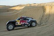 Rallye Dakar 2019 - 2. Etappe - Dakar 2019, Bild: Red Bull