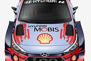 WRC 2019: Die Autos von Hyundai, M-Sport, Citroen, Toyota - WRC 2019, Präsentationen, Bild: Hyundai