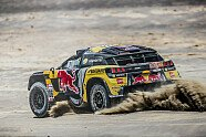 Rallye Dakar 2019 - 8. Etappe - Dakar 2019, Bild: Red Bull