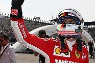 Vettel und Schumacher beim Race of Champions 2019 - Formel 1 2019, Bild: Race of Champions