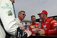 Vettel und Schumacher beim Race of Champions 2019 - Formel 1 2019, Bild: ROC