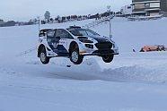 Formel 1: Valtteri Bottas bei der Arctic Lapland Rallye - Formel 1 2019, Verschiedenes, Bild: Arctic Lapland Rally/Sara-Emilia Oinas