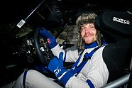 Formel 1: Valtteri Bottas bei der Arctic Lapland Rallye - Formel 1 2019, Verschiedenes, Bild: Taneli Niinimäki/AKK