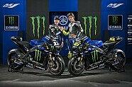 MotoGP: Die neue Yamaha M1 von Rossi und Vinales in Bildern - MotoGP 2019, Präsentationen, Bild: Yamaha