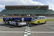 Rekord-Elektroauto in Bildern - Der Volkswagen ID. R - Sportwagen 2019, Verschiedenes, Bild: Volkswagen