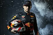 Red Bull-Action: Max Verstappen und Pierre Gasly on Ice - Formel 1 2019, Verschiedenes, Bild: Red Bull