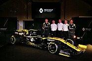 Formel 1 2019: Präsentation Renault R.S. 19 - Alle Bilder - Formel 1 2019, Präsentationen, Bild: Sutton