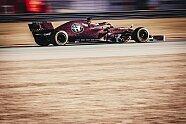 Formel 1 2019: Alfa Romeo Shakedown mit Kimi Räikkönen - Formel 1 2019, Präsentationen, Bild: Alfa Romeo Racing