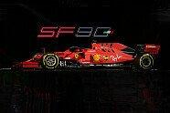 Formel 1 2019: Präsentation Scuderia Ferrari SF90 - Alle Bilder - Formel 1 2019, Präsentationen, Bild: Ferrari