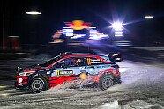 Fotos von Loeb, Grönholm und Co. - WRC 2019, Rallye Schweden, Torsby, Bild: Hyundai